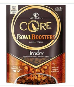 Wellness CORE Natural Bowl Boosters Tender Dog Food
