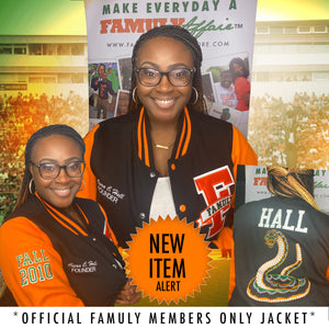 FAMUly Members Only Jacket