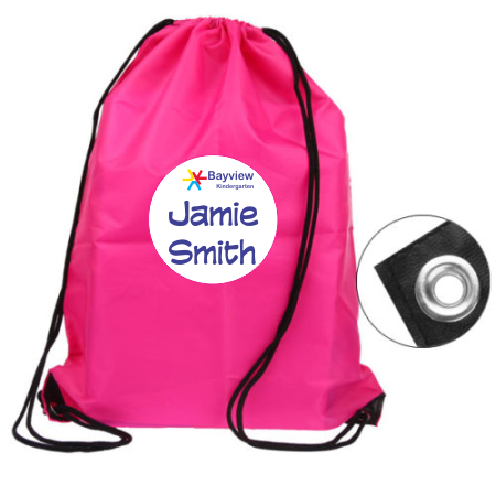 Kindy kit Bag