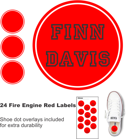 Fire Engine Red