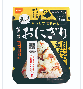 30-Packet Anytime Gomoku Rice Balls [ONI]