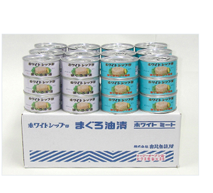 36 Cans Cottonseed Oil Tuna Assortment[YUI]