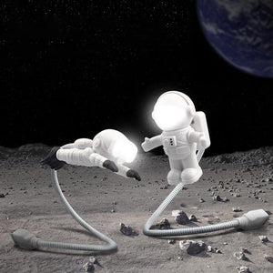 Astronaut USB LED Lights - Dealslicks