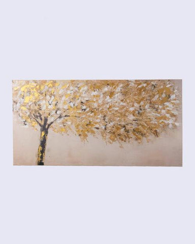 Tree Hand Made Oil Painting