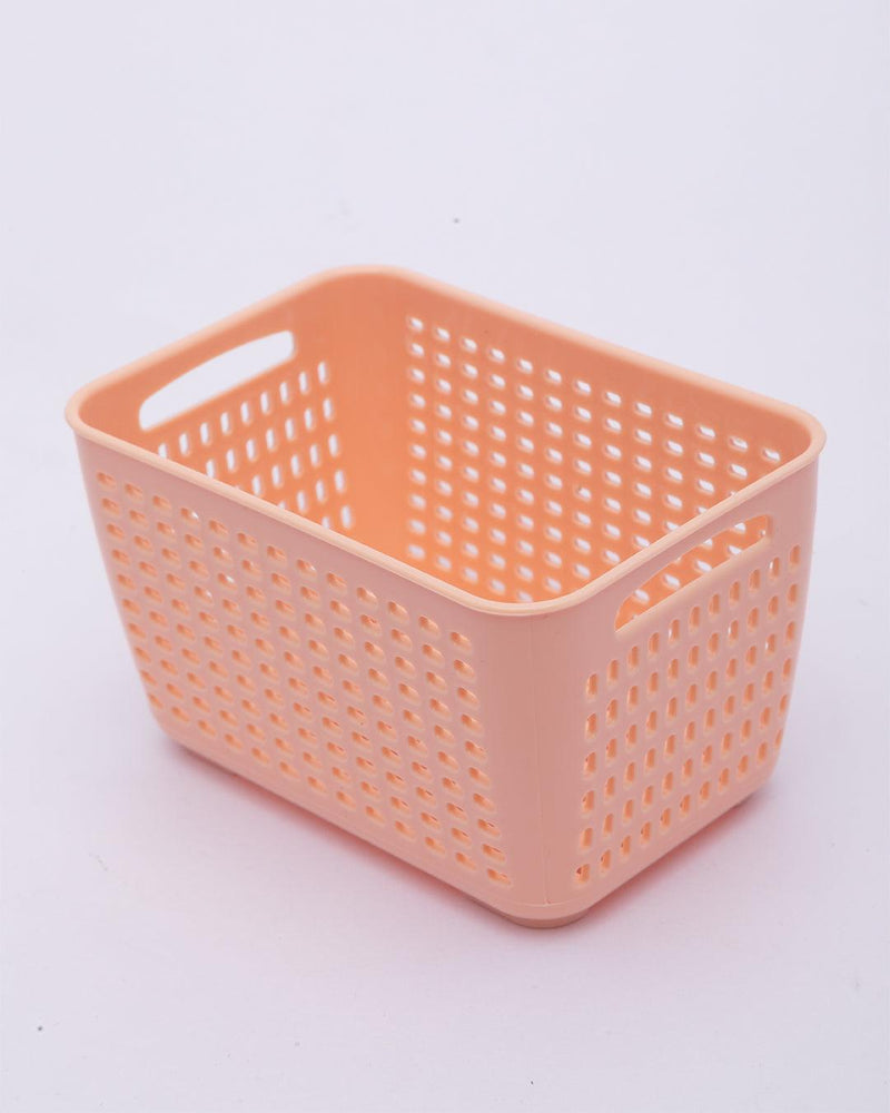 VON CASA Fridge Food Saver, Standard, Peach, Plastic
