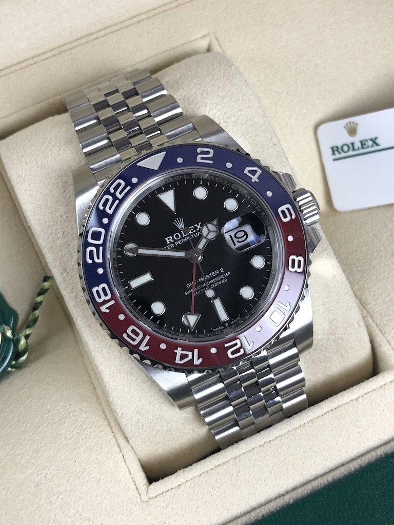 Rolex GMT Master II (NEW)