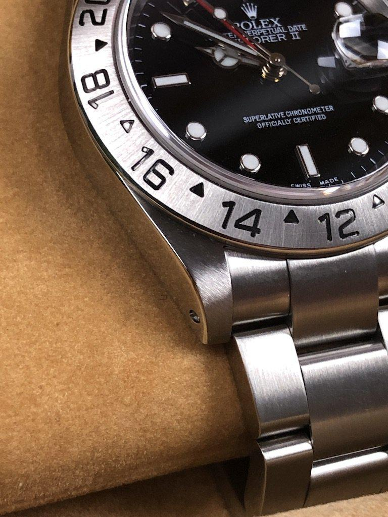 Rolex Explorer II (16570) full set