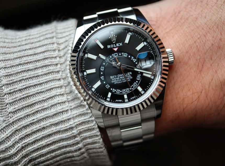 Rolex Sky-Dweller 326934 (2017 - full set)