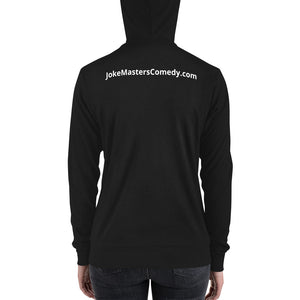 Joke Masters Light-weight  Zip Up