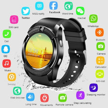 Load image into Gallery viewer, Smart Watch - compatible with Android