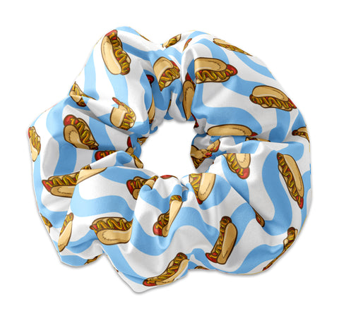 Summer Hots Scrunchie - Sunfloura Scrunchies