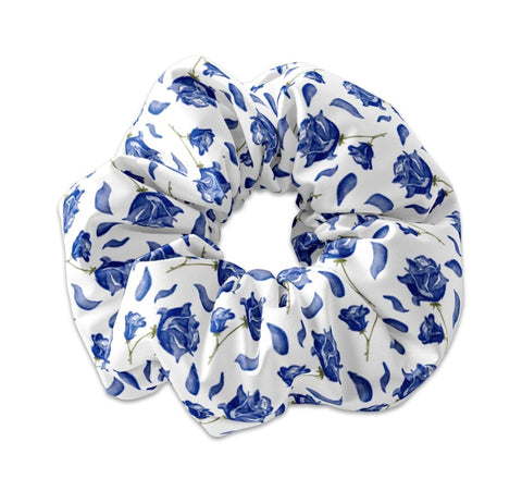 Blue Moon Rose - Sunfloura Scrunchies