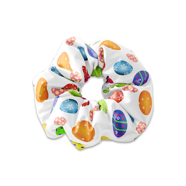 Easter Egg Scrunchies