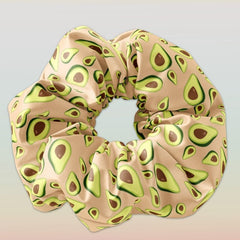 Avocado Scrunchie - Sunfloura Scrunchies