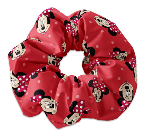 Minnie Mouse Scrunchie - Sunfloura Scrunchies