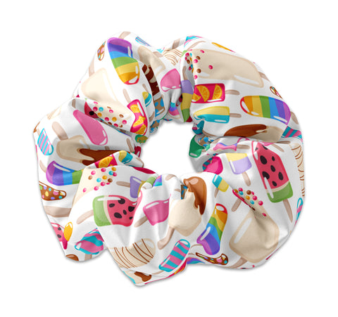 Sweet Treats Scrunchie - Sunfloura Scrunchies