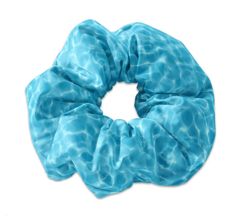 Water Pattern Scrunchie - Sunfloura Scrunchies