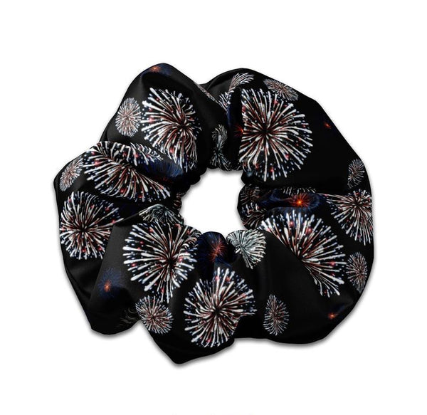 4th of July Themed Scrunchies - Sunfloura Scrunchies