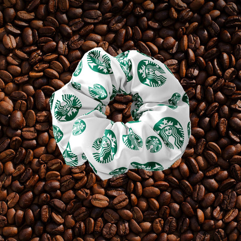 Starbucks Scrunchies - Sunfloura Scrunchies