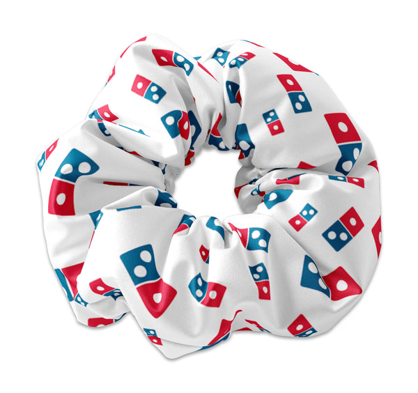 Dominoes Scrunchie - Sunfloura Scrunchies