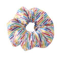 Colored Pencil Themed Scrunchie - Sunfloura Scrunchies