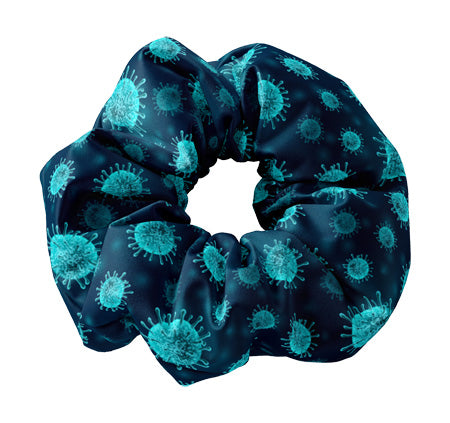 Virus Scrunchie - Sunfloura Scrunchies