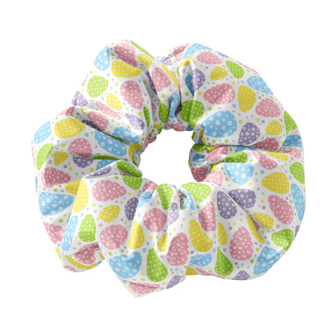 Easter Egg Heart Scrunchie - Sunfloura Scrunchies