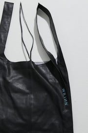 Revive Leather Bag Black