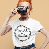 You Should've Seen Me In 1984 - AS Colour - Women's Maple Gelato Tee