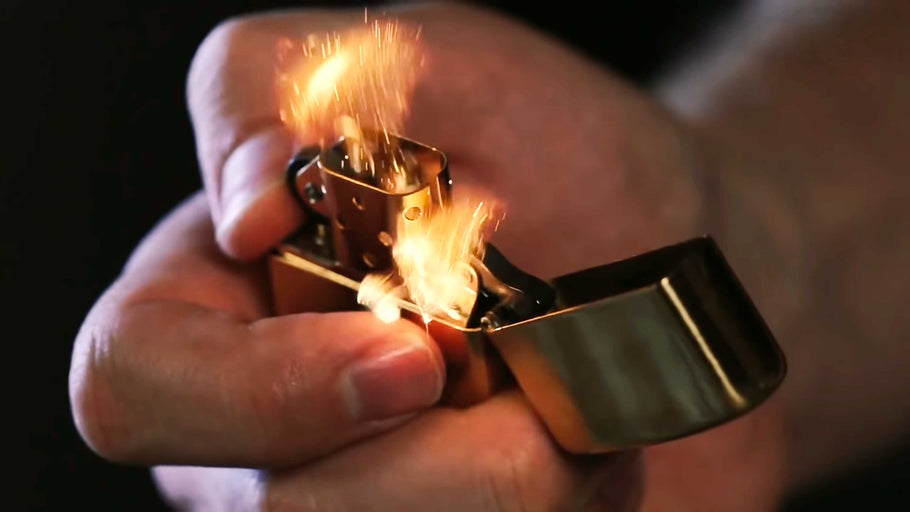 How Zippo Lighters Are Made