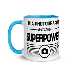 The Superhero Mug