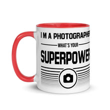 Load image into Gallery viewer, The Superhero Mug old