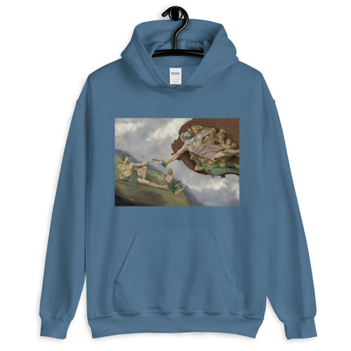 The Creation of Cigars - Smoking Hoodie