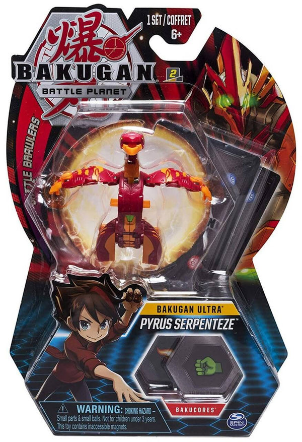 Детска играчка - Bakugan Battle Planet