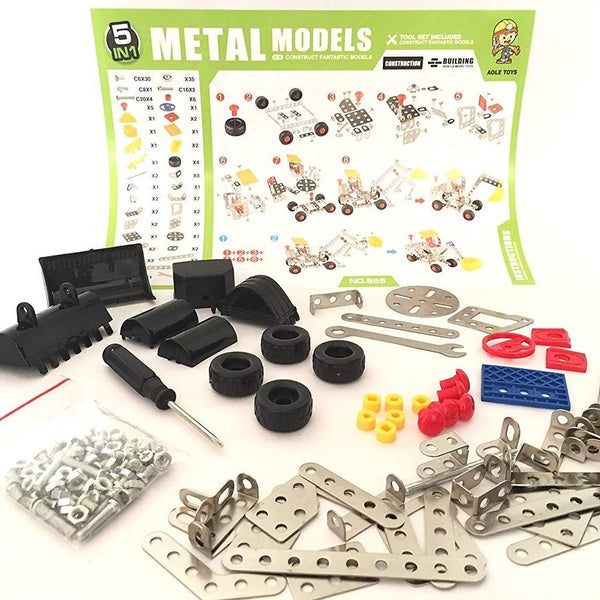 Детска играчка - Metal Models Construction