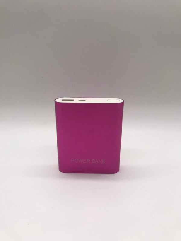 Power Bank 10400 mAh Pink