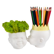 Ceramic Pencil Holder
