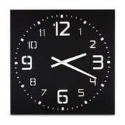Nowo Wall Clock Black