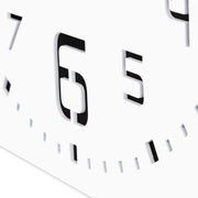 Nowo Wall Clock White