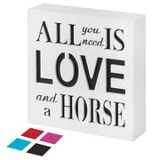 horse decoration for the home