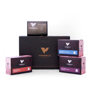 "VANNELLI COFFEE BOX ""Specialty"""