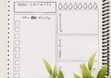 Load image into Gallery viewer, PRE ORDER The Intentional Day Planner