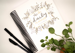 The Do Daily Extended Planner