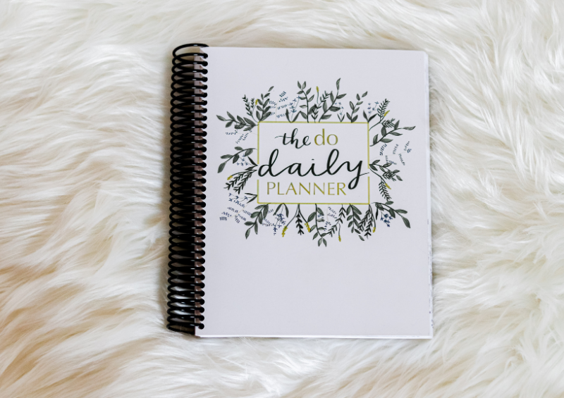 The Do Daily Planner