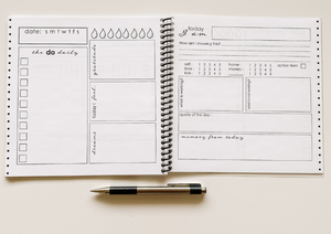 PRE ORDER The Intentional Day Planner