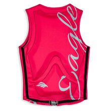 Load image into Gallery viewer, 2021 Eagle Women's Pro Logo Vest (Wakeboarding, Trick Skiing / Shortboard, Swivel Water Skiing, Slalom Water Skiing, Show Skiing, Kneeboarding, Hydrofoiling)