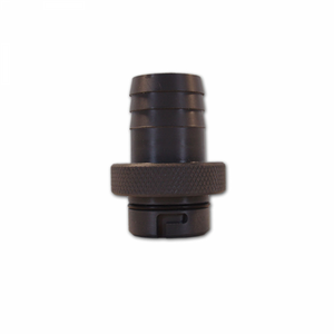 "Male Quick Connect 1"" Barbed SUPA Pump Hose Fitting"