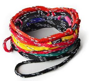 "Dlx 9.75m ""Pro"" Mainline Water Ski Rope (9 Section)"