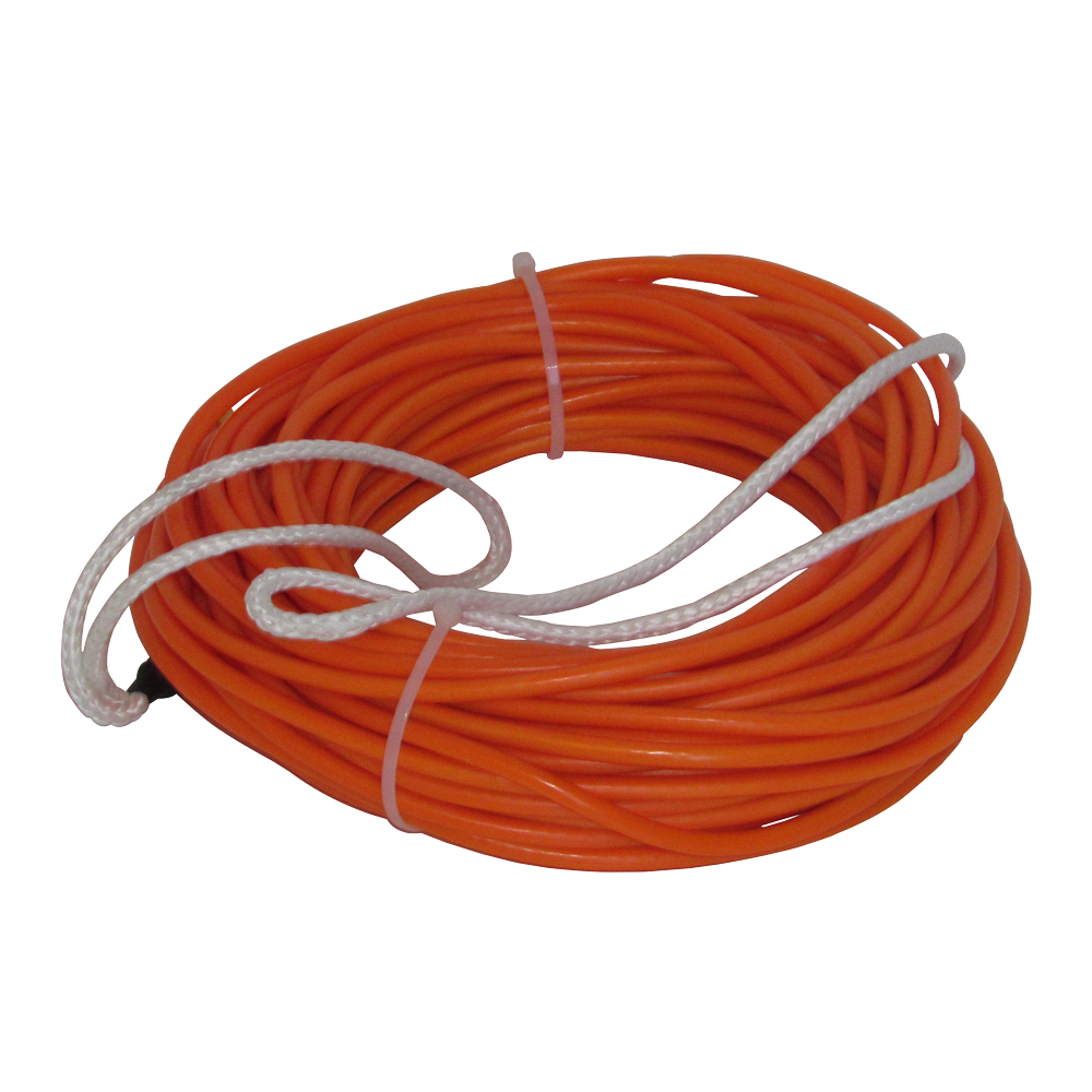 Orange Nylon Coated Spectra Core FH by BI Wakeboard Rope