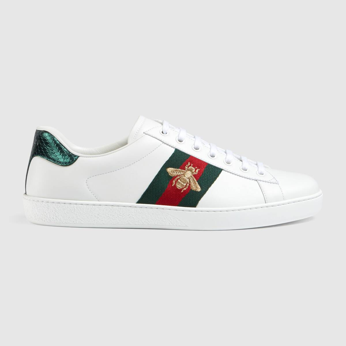 Win a pair of Gucci Ace Sneakers - honeberry